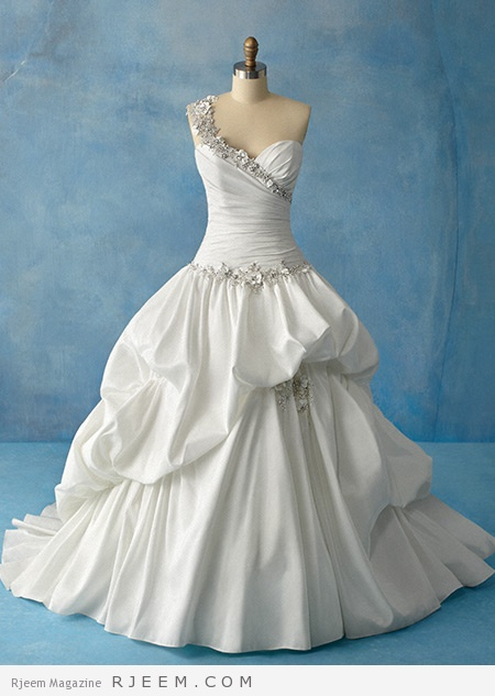 فساتين زفاف روعه 2015