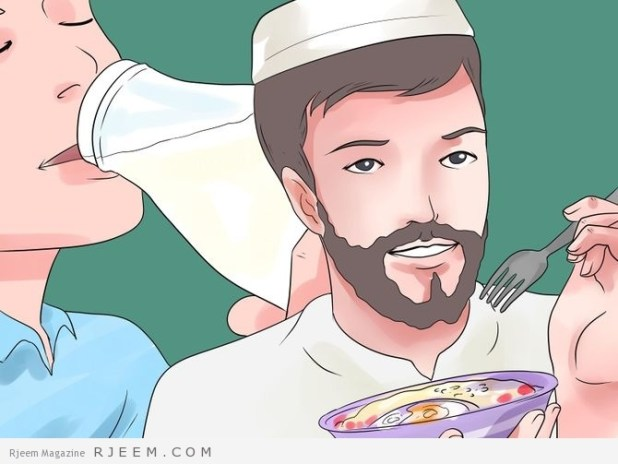 وجبة السحور الخارقة تمنع العطش و تنقص وزنك حتى 10 كيلو في 30 يوم دون رجيم