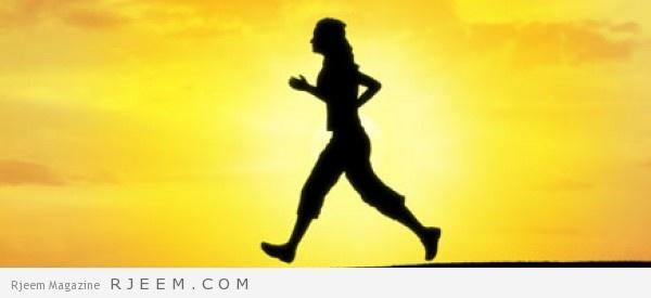 المشي و السعرات الحرارية