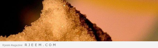 فوائد الملح للشعر