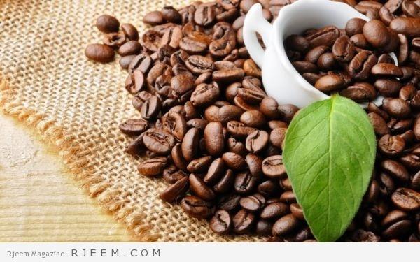 خلطات القهوة الجمالية