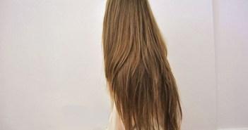 تطويل الشعر طبيعاَ