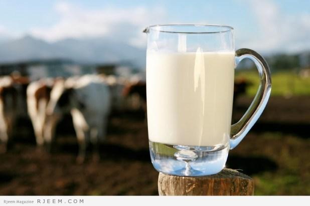 فوائد الحليب - تعرف على اهمية الحليب للصحه والجمال