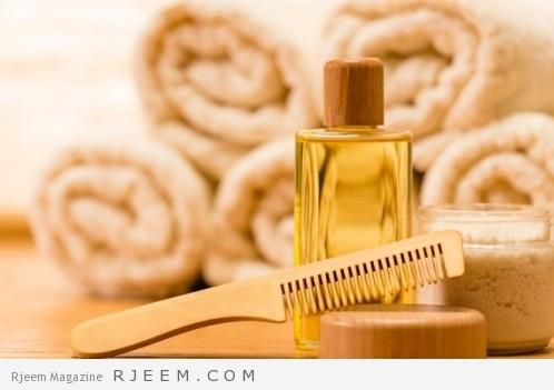 وصفات لتطويل الشعر - خلطات طبيعية لشعر اطول