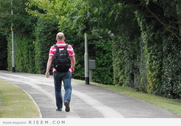 رياضة المشي وحرق الدهون - كيف يساعد المشي في تقليل الوزن
