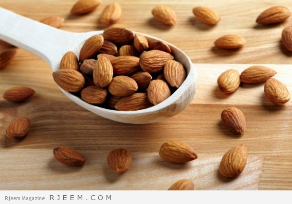 اللوز للتخسيس - فوائد اللوز في انقاص الوزن