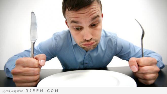 الشعور الدائم بالجوع - اسباب الجوع المستمر