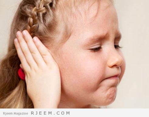 التهاب الاذن - اسباب وعلاج التهاب الاذن