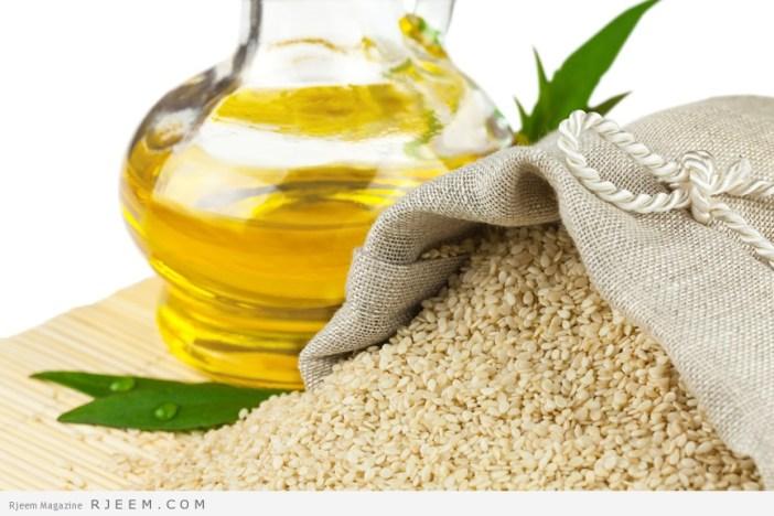السمسم - فوائد بذور السمسم الصحية والعلاجية