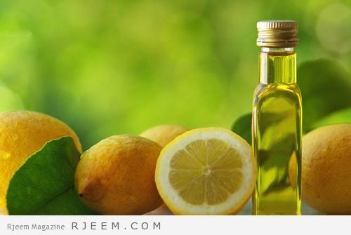 19 فائدة لزيت الليمون