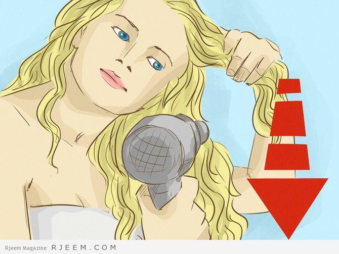 12 خلطة لتنعيم الشعر الخشن