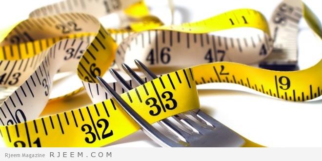 رجيم الـ 7 وجبات لخسارة الوزن