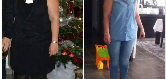 خسارة18 كيلو و من وزن 103 الى 85 كيلو في 90 يوم