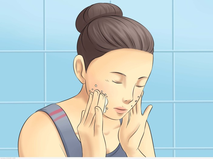 6 طرق طبيعية لعلاج تجاعيد الجبين