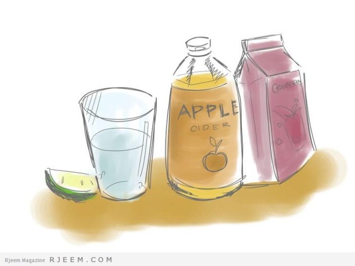 17 فائدة جمالية لخل التفاح