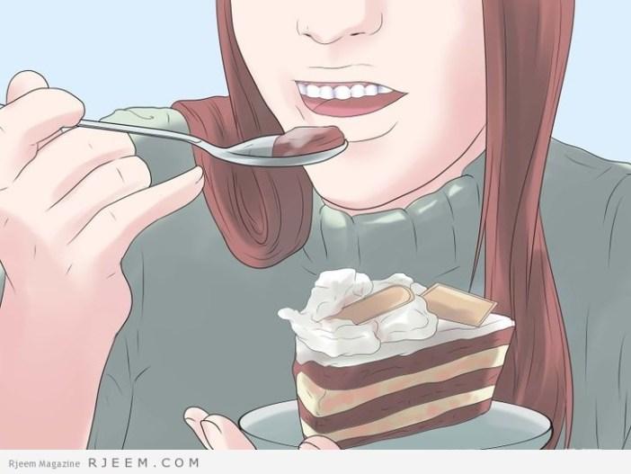 7 اخطاء تؤثر في عملية الايض وحرق الدهون
