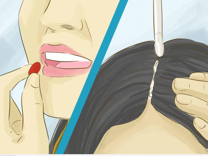 30 وصفة طبيعية لعلاج تساقط الشعر