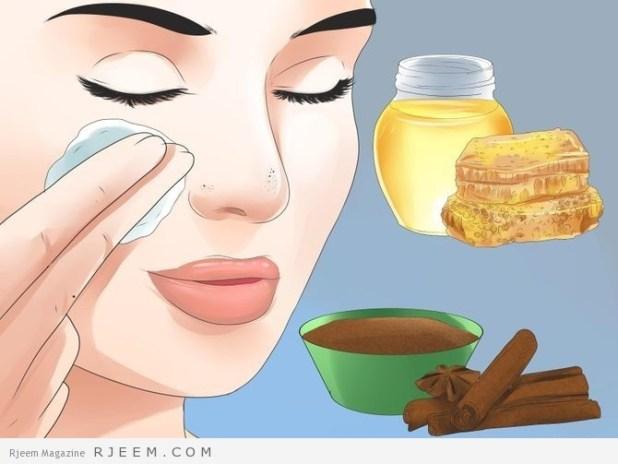 4 وصفات من العسل للبشرة