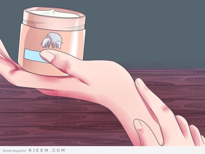 4 وصفات منزلية لتقشير اليدين