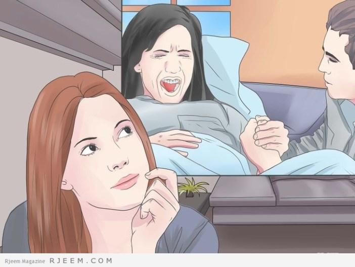14 علامة تدل على قرب موعد الولادة