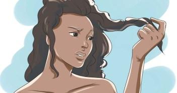8 خطوات للعناية بالشعر المجعد