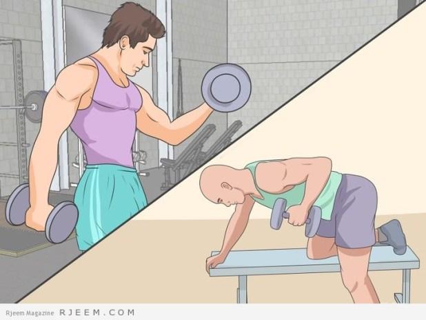 5 اعتقادات خاطئة حول بناء العضلات