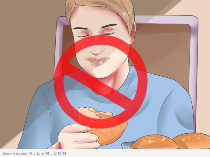 طرق للتخلص من انتفاخ البطن