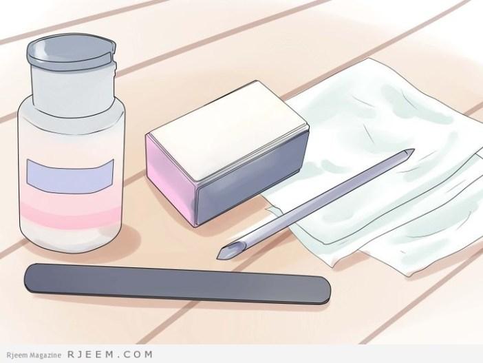 20 وصفة طبيعية لتبييض الاظافر