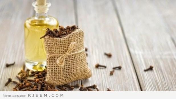 4 فوائد لزيت القرنفل للشعر