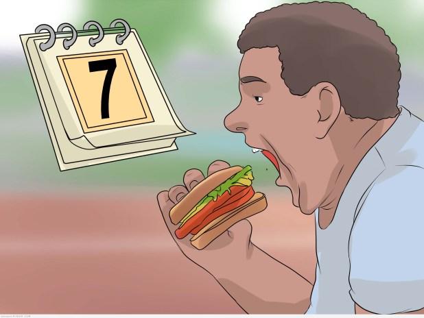 7 اسباب تؤدي الى فشل الرجيم
