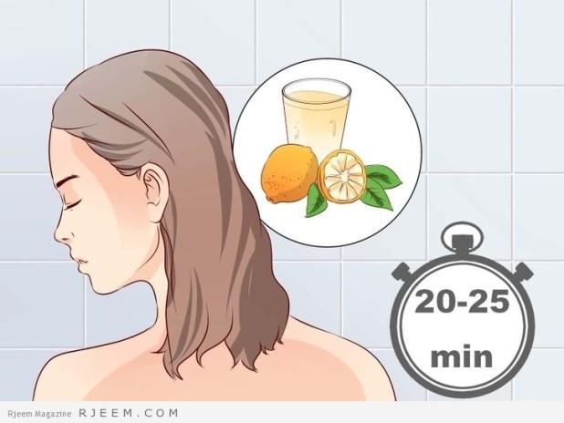 10 طرق طبيعة بعلاج جفاف فروة الرأس