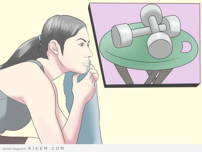 10 تمارين رياضة لجسم اكثر صحه