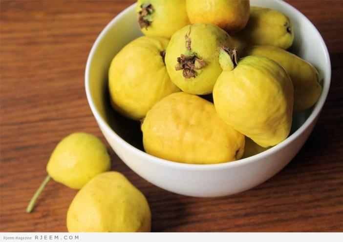 فوائد فاكهه الجوافة