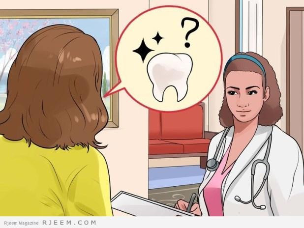 5 عادات خاطئة مضرة بالاسنان
