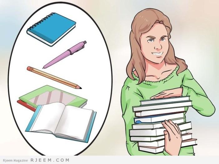 3 نصائح للعودة للمدارس