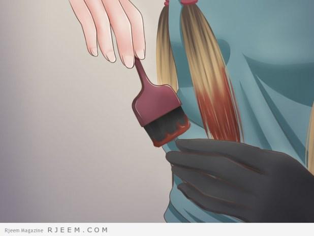 8 نصائح لصبغ الشعر بنفسك