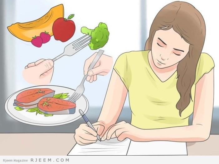 6 خطوات اساسية لتقليل الوزن الزائد