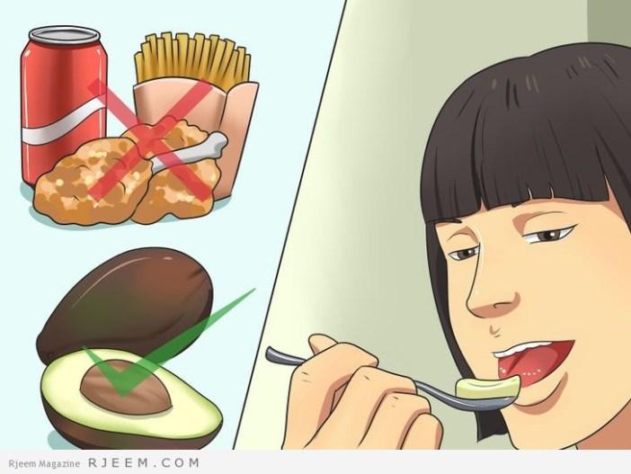 10 اطعمة تحارب دهون البطن