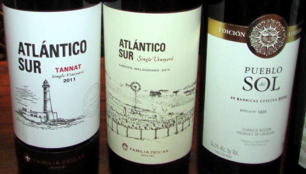 Juanicó wines