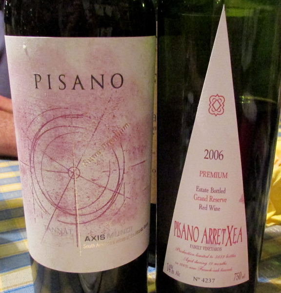 outstanding Pisano wines
