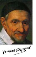 saint-vincent-de-paul, signature