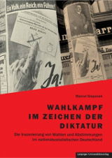 Marcel Stepanek: Wahlkampf im Zeichen der Diktatur