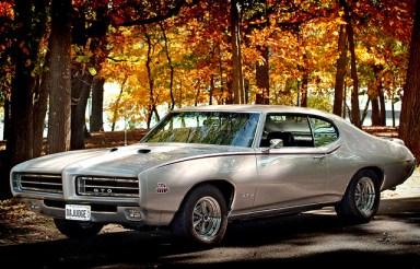 GTO Judge 1969