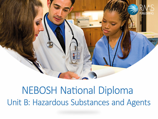 National Diploma   NEBOSH Trainer Packs   RMS Publishing