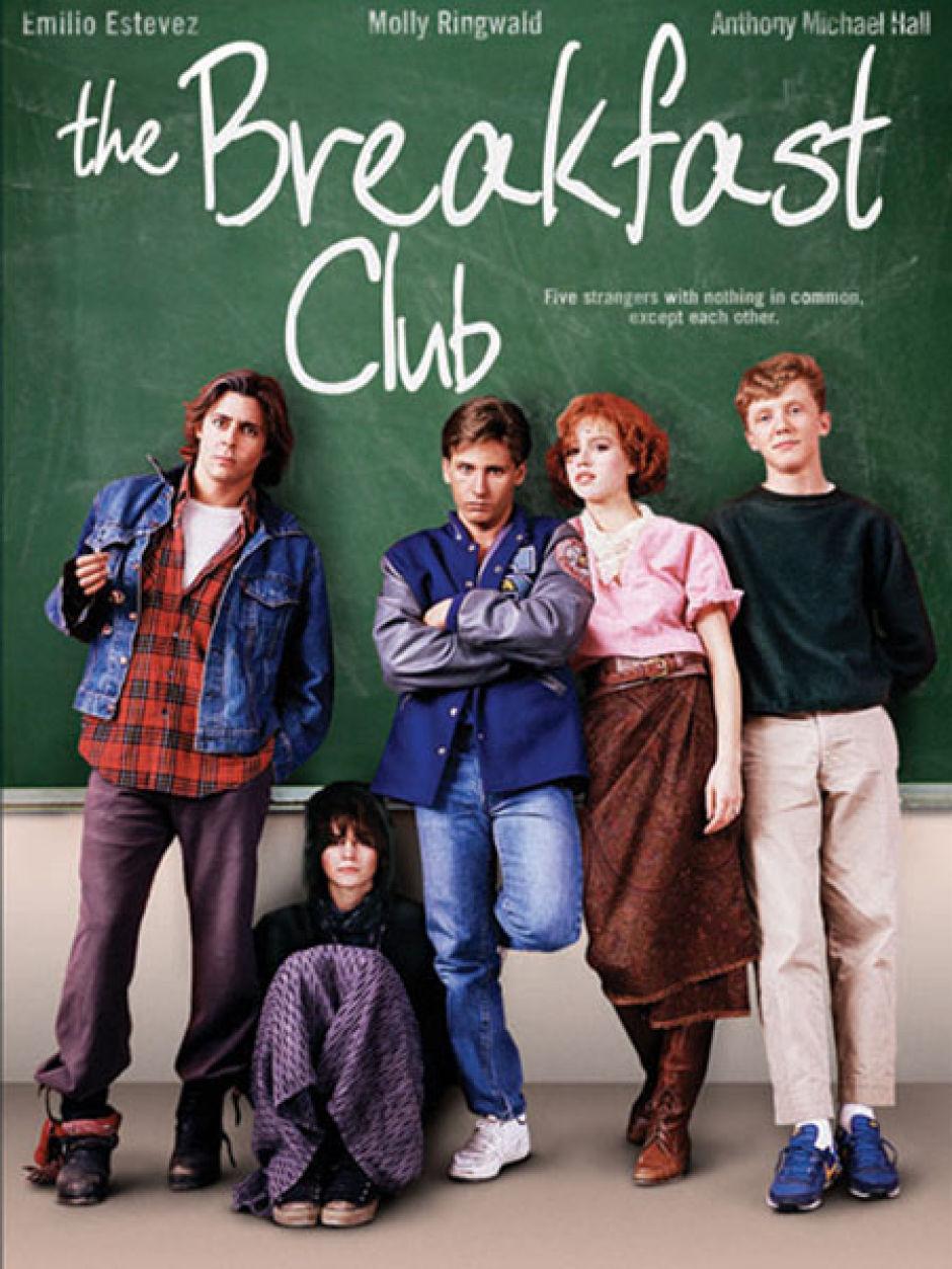 Breakfast Club Title American Teen 27
