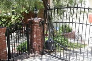 Anton Yelchin's Crushed Gate