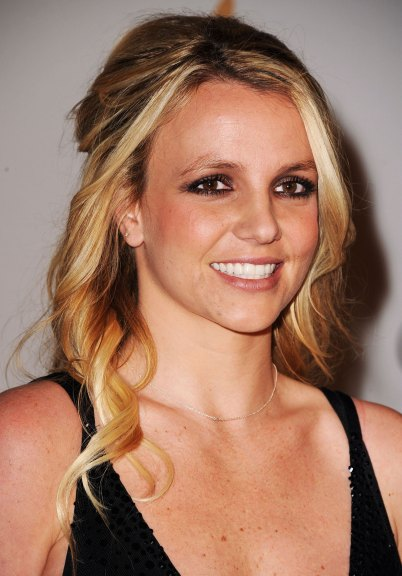 Britney Spears at Clive Davis Pre-GRAMMY Gala