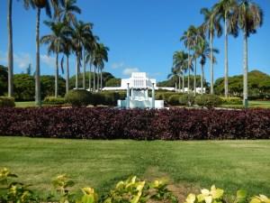 The Laie Hawaii Temple