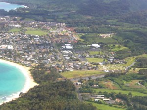 Laie and the Temple Complex