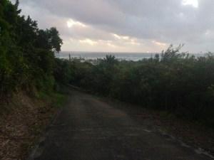 Sunrise Near Our New House